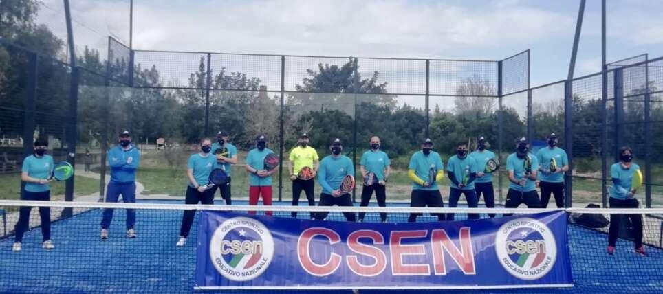Primo corso istruttori Padel ad Oristano – Un successo!
